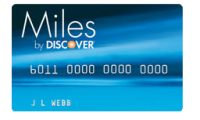 Discover Card - Miles Credit Card